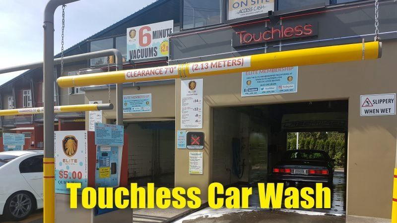 Self Serve Car Wash Vancouver Bc