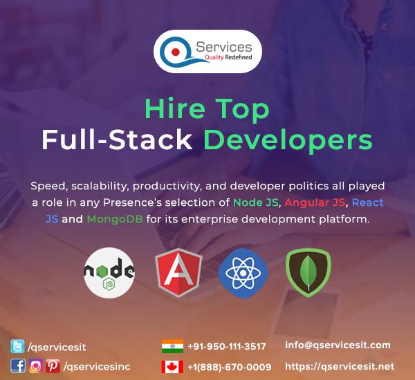 QServices Inc – Top Web and Mobile Development