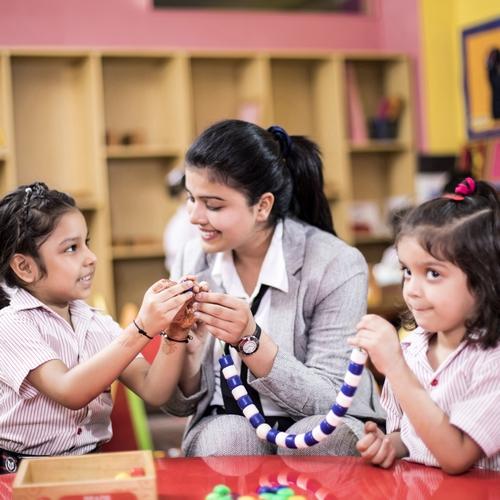Best Nursery School in Bareilly