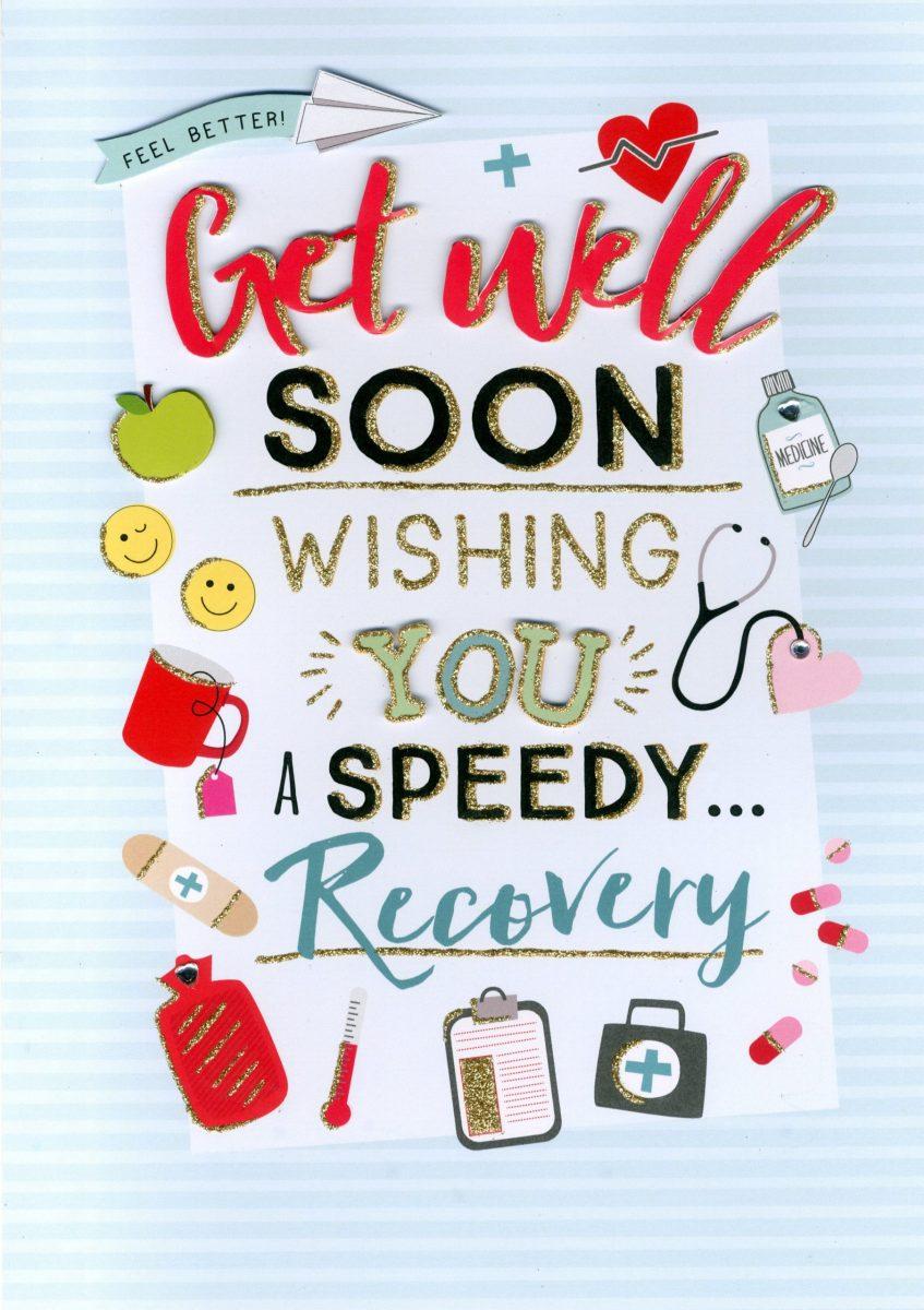 Heartfelt Get Well Soon Messages
