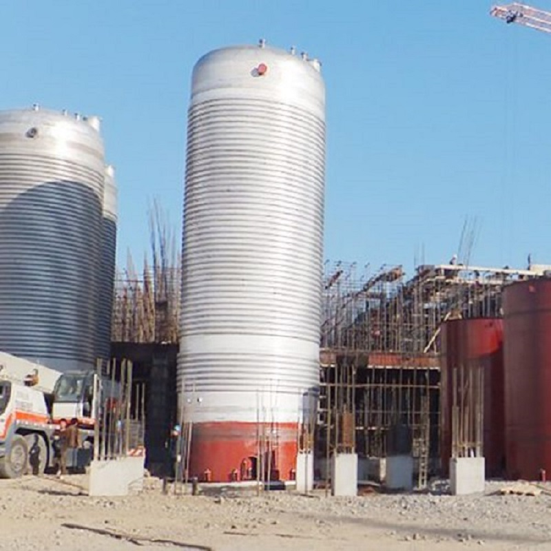 DFC Tank Pressure Vessel Manufacturer Co Ltd