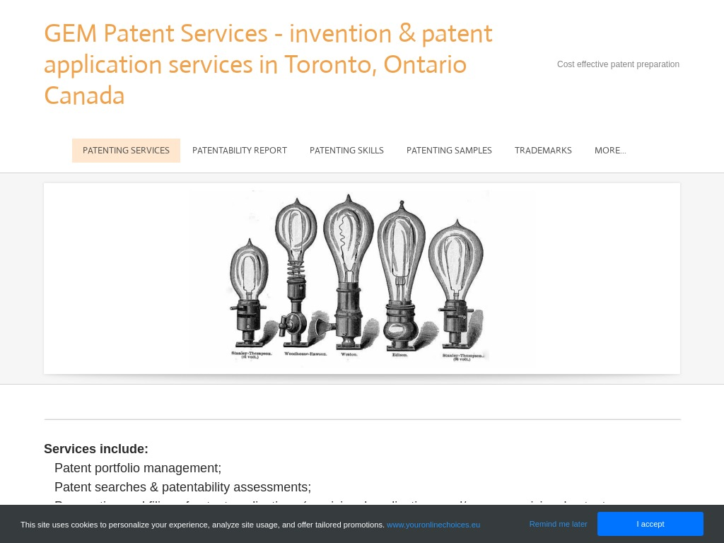 Gem Patent Services
