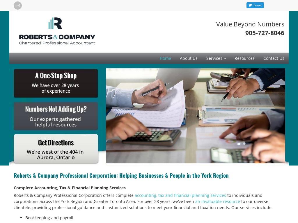 Van Nostrand & Partners Certified General Accountants