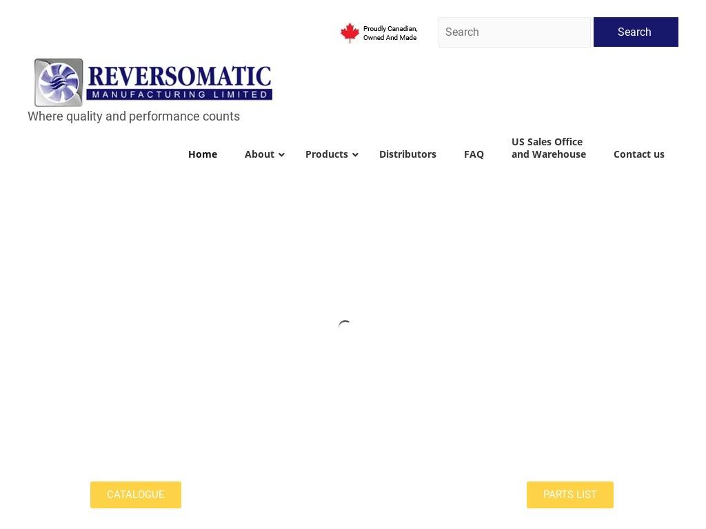 Reversomatic Heating & Manufacturing Ltd.