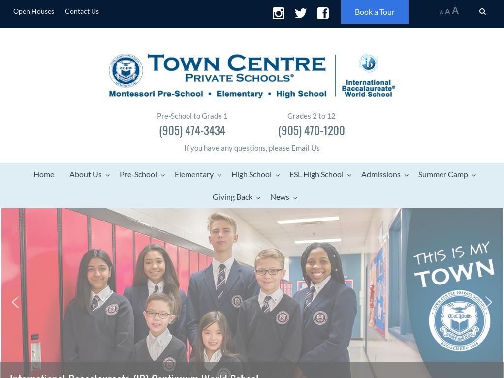 Town Centre Montessori Private Schools – Head Office