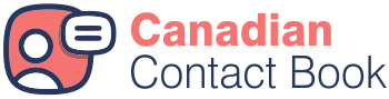 Canadian Contact Book
