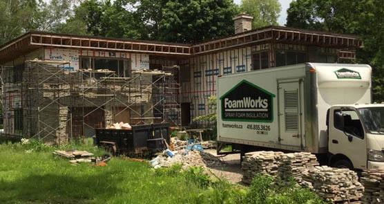 FoamWorks Insulation