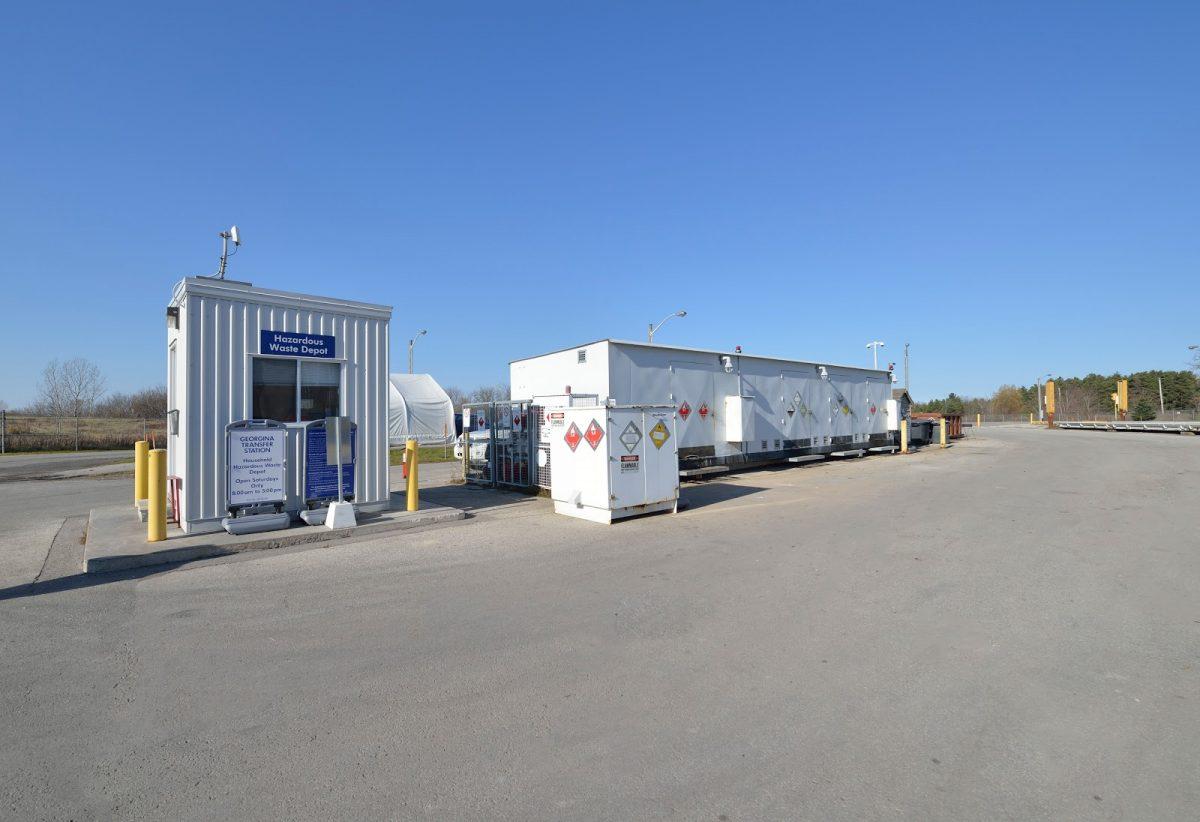 York Region Waste Transfer Station