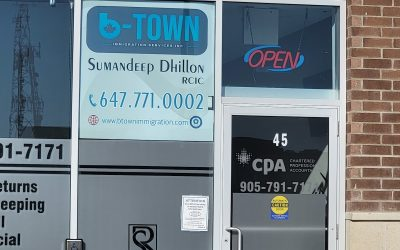 B-Town Immigration Services Inc.