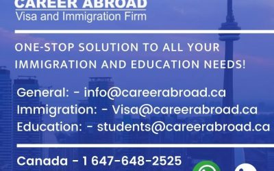 Career Abroad Immigration and Education Conusltant