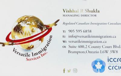 Versatile Immigration Services
